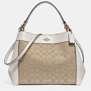 Authentic Coach Lexy bag